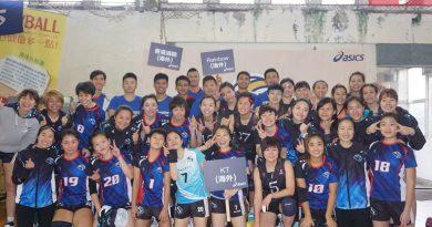 《排球》台灣有排球比賽真好 香港人跨海參加亞瑟士杯