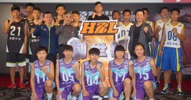 《籃球》台灣品牌設計 HBL球衣穿出環保風格