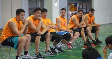 《籃球》林志傑、田壘、曾文鼎、楊敬敏、陳世念 合體純粹做好事