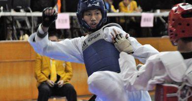 《跆拳道》大專跆拳道新勢力 台北大學來了