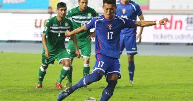 《足球》身在中國奮鬥 心懷台灣基層 陳柏良期待有更多旅外球員