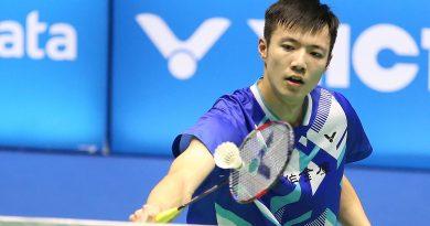 《羽球》扳倒奧運金牌諶龍 王子維生涯轉捩點