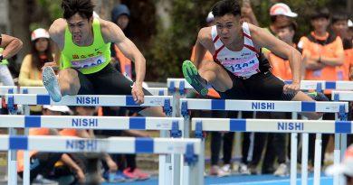 《田徑》比賽有輸有贏 楊尉廷從過程中超越自我 110公尺跨欄破全國