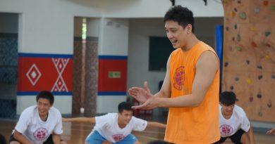 《籃球》田壘秀舞技 帶給大家籃球最初的快樂