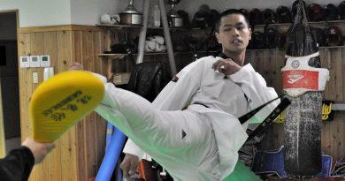 《跆拳道》日本生活大不同 陳賢修努力適應