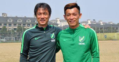 《足球》綠城總教練洪明甫離隊 陳柏良球季考驗更嚴峻