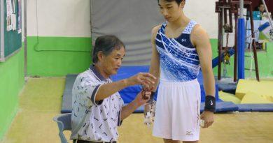 《體操》世大運競技體操日籍名教頭 期許台灣打從心底轉變