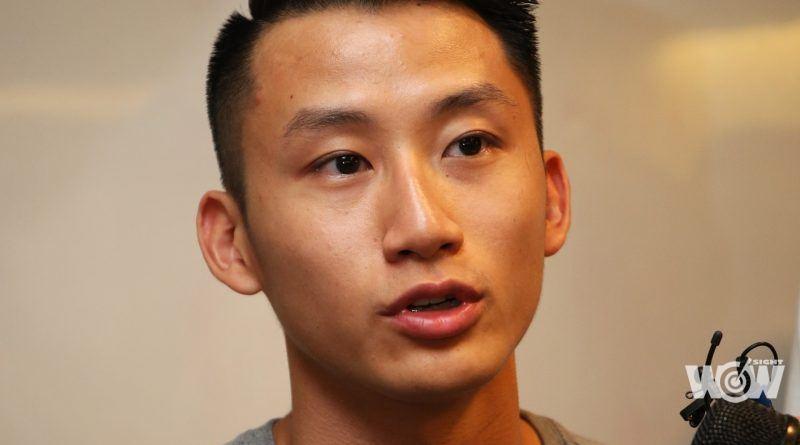 《籃球》低潮中成長 吳永盛因傷痛得到更多