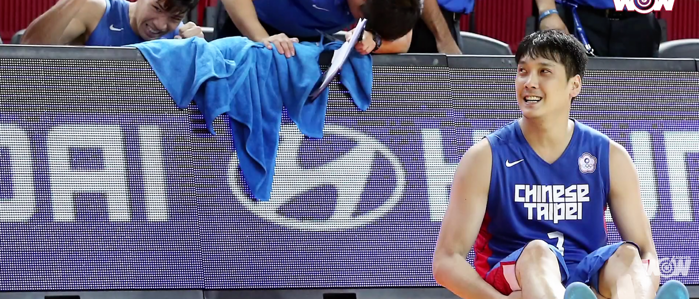 《籃球》田壘勉勵新生代中華隊 年輕球員勇敢接班