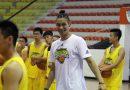 《籃球》國泰夢想豪小子首度進軍台中 上千球迷一睹林書豪風采