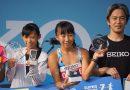 《路跑》你絕對沒見過 世大運銅牌女將陳宇璿穿蓬裙比賽