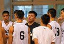 《籃球》再拚「生子後」泰山高中教練廖文彬11月迎接新生命