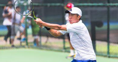 《網球》因為阿嬤接觸網球 許育修勇奪三大滿貫青少年冠軍