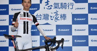《自行車》努力不懈 20歲小將杜志濠簽約世界一級車隊