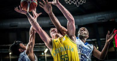 《籃球》世界盃資格賽首戰不敵澳洲 中華隊重整旗鼓征戰菲律賓