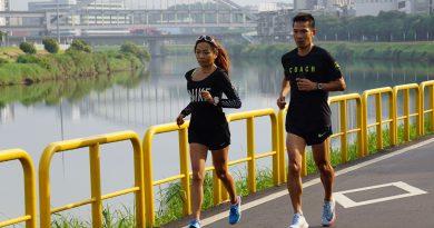 《路跑》找到更好的自己 舞者洪筱婷挑戰FAST 42