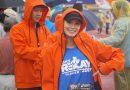 《路跑》生理期跑到腳破皮 藝人王湘瑩奮戰亞瑟士接力賽