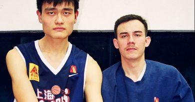 《籃球》上海1999 鄭志龍姚明並肩作戰