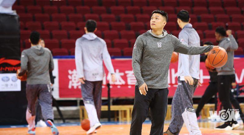 《籃球》不能忘本回饋台灣籃壇 李學林返鄉效力夢想家
