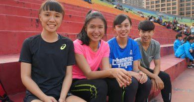 《田徑》新生代短跑女將合體 爭取雅加達亞運4X100公尺接力門票