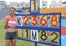 《田徑》女子跳高界久等了 28年後 高中生蔡瀞瑢躍進亞運賽場