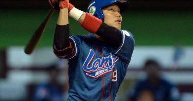 《棒球》王柏融中職出發 成為世界的大王