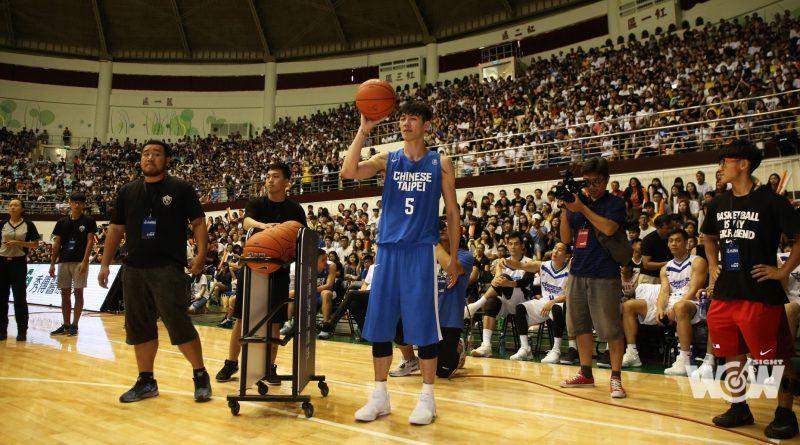 《籃球》經典賽進階黃金世代 劉錚期待請益陳信安