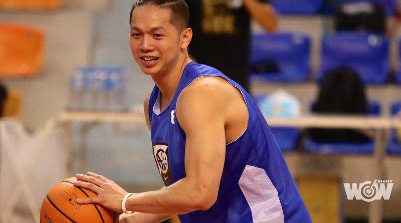 《籃球》王律翔轉型控衛 困難到懷疑自己
