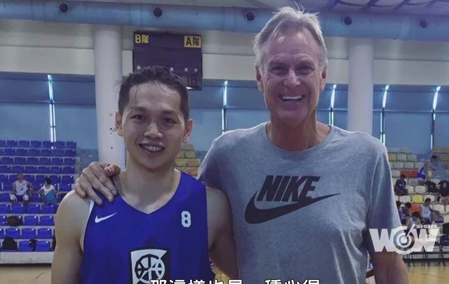 《籃球》比較善於教人 王律翔對未來有想法