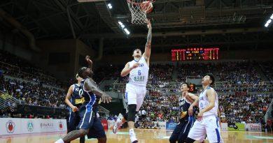 《籃球》走出前一仗失利陰霾 中華藍擊退韓國