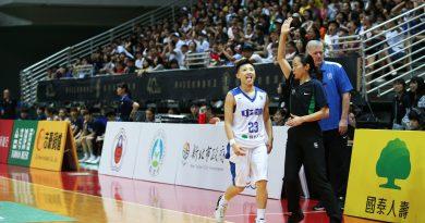 《籃球》中華藍打出團隊球風 力克南韓