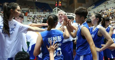 《籃球》時間不等人 中華女藍漸入佳境衝刺亞運