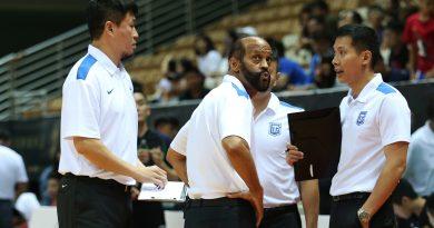 《籃球》中華藍贏球不開心 帕克教練:這不是國家隊的防守強度