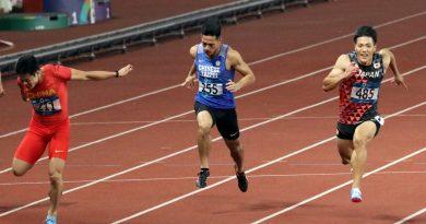 《361°看亞運》亞運田徑最強百米對決 10秒17第五名 楊俊瀚自認不夠成熟應戰