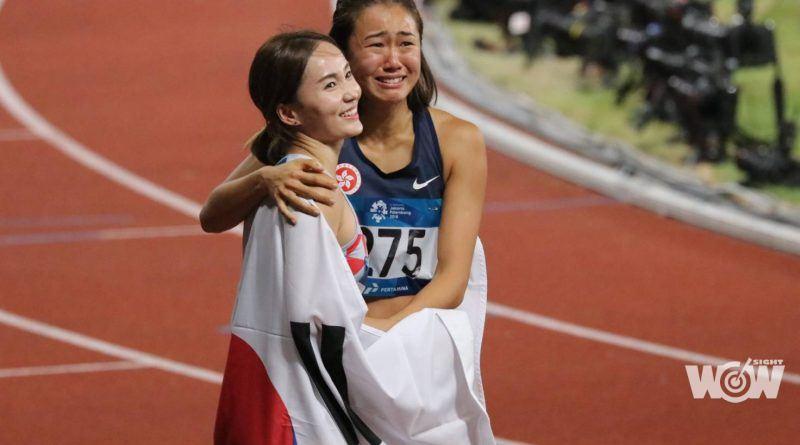 《田徑》跨過身心難關 呂麗瑤香港亞運田徑女子首牌背後
