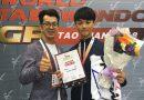 《跆拳道》世界大獎賽首度在台舉行 黃鈺仁摘銅 3位奧運金牌選手出師不利