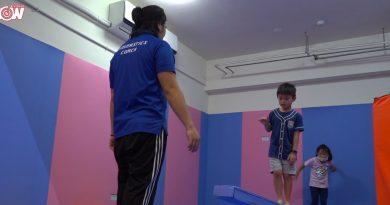 《體操》幼兒體操新里程 從體操館到幼兒發展中心