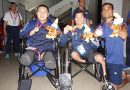 《亞帕運》拍過電影 獲總統教育獎 無腿泳士陳亮達首度得牌