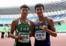 《田徑》良性競爭共同成長 楊隆翔、余晨逸400公尺求進步