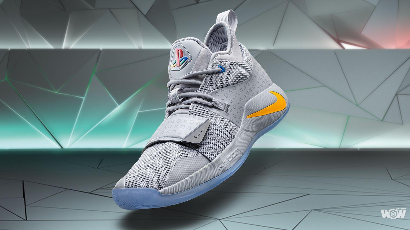 ffbe29f08ac 《籃球》Nike PG 2.5 x PlayStation 熱愛的初心- WOWSight