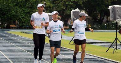 《田徑》冬季訓練慢慢來比較快 陳奎儒明年前進澳洲以賽代訓