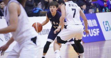 《富邦人壽UBA》北市大預賽全勝晉級 錢薇娟矢言奪冠