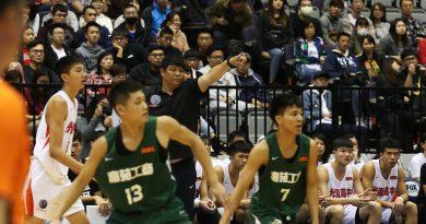 《HBL》陳定杰抓住機會 光復高中打出新竹的光榮