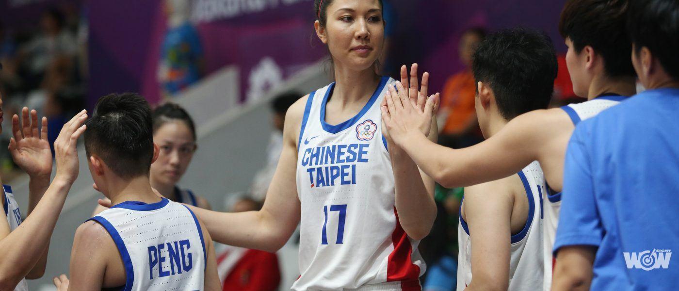 《籃球》包喜樂籃球生涯最榮耀時刻 代表台灣穿上國家隊戰袍