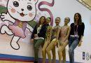 《全大運》瑞莎現身體操賽場 盼全世界知道台灣選手的美麗