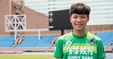 《足球》作為挑戰者的第三年-高雄陽信女足