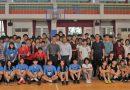 《籃球》HBL冠軍MVP李吟娸回母校 電信女籃前進大倫國中做公益