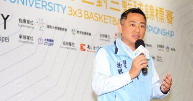 《籃球》亞洲大學3X3籃球錦標賽 金門開戰