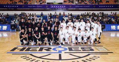 《籃球》BE HEROES經典對決首度納入女籃 球迷熱情讓球員樂開懷