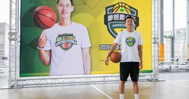 《籃球》林書豪訓練營9年有成 學長陳又瑋現身傳承